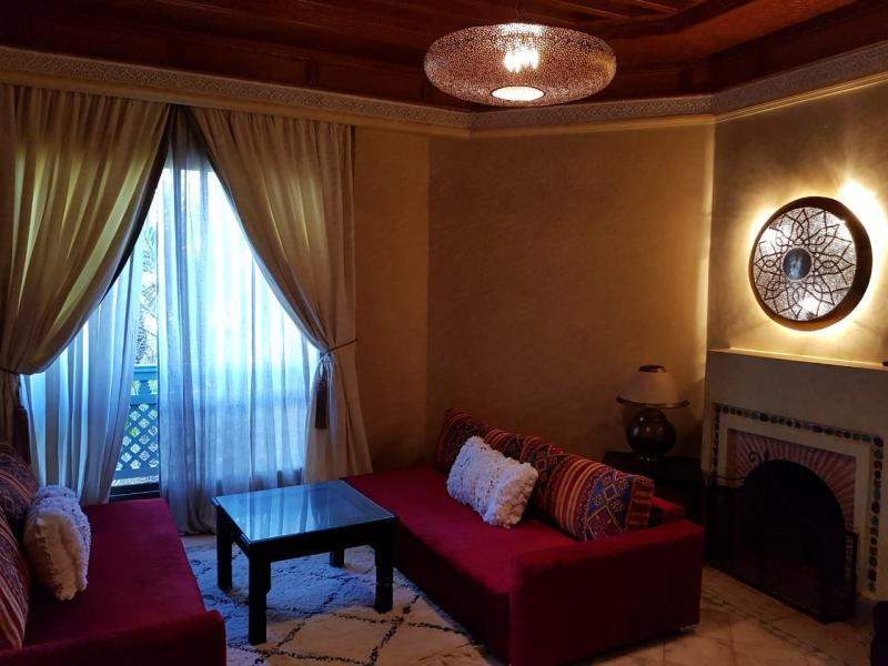 Appartement à louer Marrakech Palmeraie