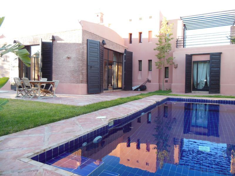 Villa à vendre Marrakech Amelkis