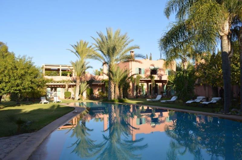 Villa à vendre Marrakech Route-de-fes