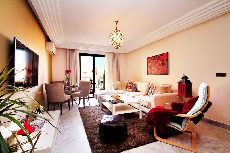 Vente <strong>Appartement</strong> Marrakech Guéliz <strong>100 m2</strong>